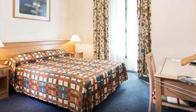 巴黎苏伊士酒店 - 巴黎 - 睡房