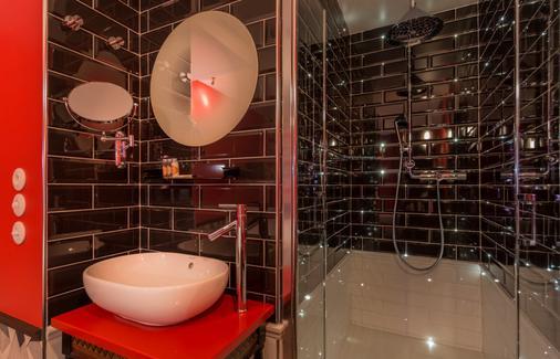 亚勒宫沙精品酒店 - 巴黎 - 浴室