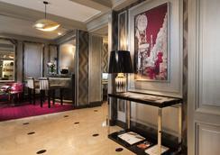 爱丽舍联合酒店 - 巴黎 - 大厅