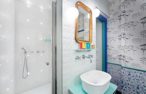 巴黎鲁昂酒店 - 巴黎 - 浴室
