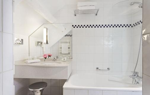 贝斯特韦斯特柯林斯酒店 - 巴黎 - 浴室