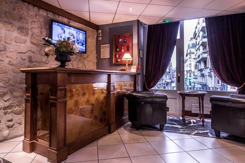 森里斯酒店 - 巴黎 - 柜台