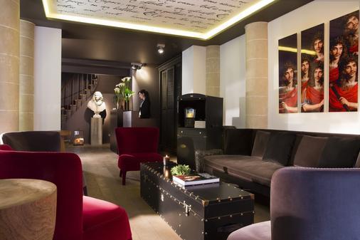 莫利亚酒店 - 巴黎 - 柜台