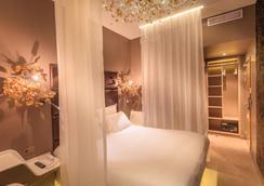 优雅圣日耳曼传奇酒店 - 巴黎 - 睡房