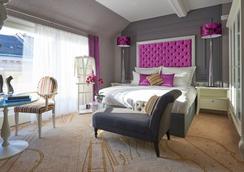 布达佩斯亚里亚酒店 - 布达佩斯 - 睡房