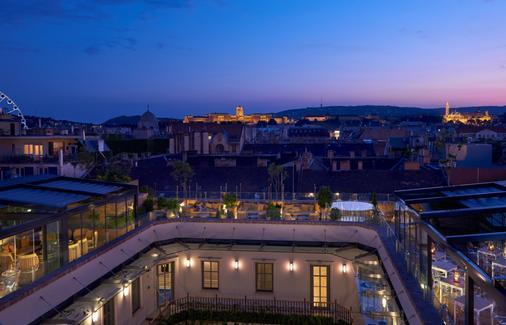 布达佩斯亚里亚酒店 - 布达佩斯 - 建筑