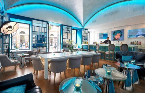 布达佩斯亚里亚酒店 - 布达佩斯 - 酒吧