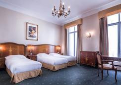 里奇蒙德歌剧院酒店 - 巴黎 - 睡房