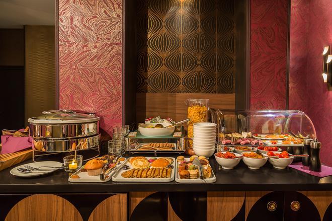 布雷西亚剧院酒店 - 巴黎 - 自助餐