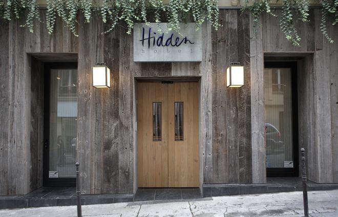 巴黎艾丽艮西亚黑顿酒店 - 巴黎 - 建筑