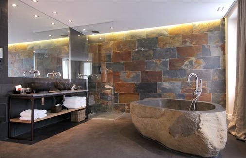 巴黎艾丽艮西亚黑顿酒店 - 巴黎 - 浴室