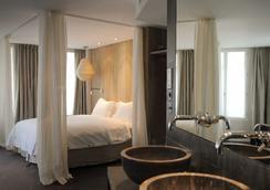 巴黎艾丽艮西亚黑顿酒店 - 巴黎 - 睡房