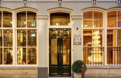 维纳斯普林酒店 - 阿姆斯特丹 - 建筑