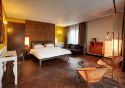 维纳斯普林酒店 - 阿姆斯特丹 - 睡房