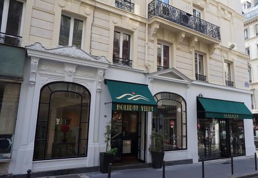 巴黎第九老佛爷别墅酒店 - 巴黎 - 建筑