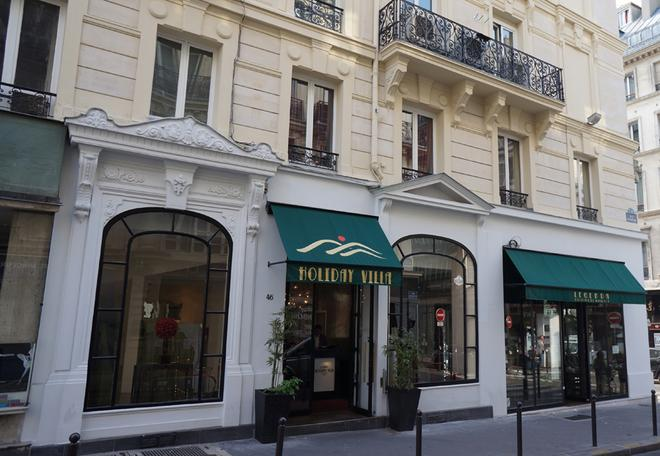 巴黎拉法叶假日别墅 - 巴黎 - 建筑