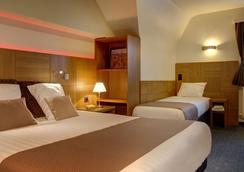 布鲁日雅各布酒店 - 布鲁日 - 睡房