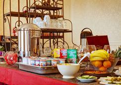 布鲁日雅各布酒店 - 布鲁日 - 餐馆
