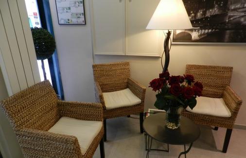贝兰酒店 - 巴黎 - 大厅