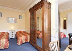 Pension Residence Du Palais - 巴黎 - 睡房