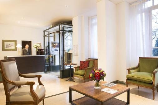 巴黎中央酒店 - 巴黎 - 大厅