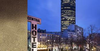 巴黎中央酒店 - 巴黎 - 建筑
