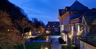 罗莱夏朵精品酒店 - 拉费尔姆圣西蒙spa酒店 - 翁弗勒尔 - 建筑