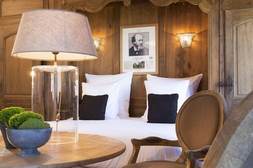 罗莱夏朵精品酒店 - 拉费尔姆圣西蒙spa酒店 - 翁弗勒尔 - 睡房