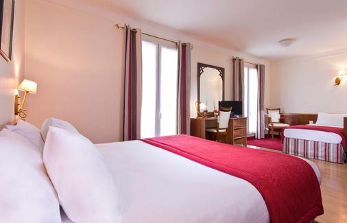 巴康斯大酒店 - 巴黎 - 睡房