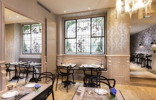 鲍尔肯大酒店 - 巴黎 - 餐馆