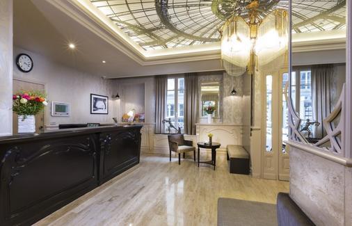 鲍尔肯大酒店 - 巴黎 - 大厅