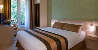 夏布雷爱丽舍酒店 - 巴黎 - 睡房