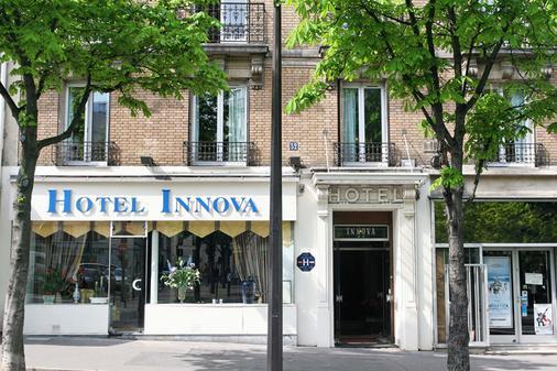 因诺瓦酒店 - 巴黎 - 建筑