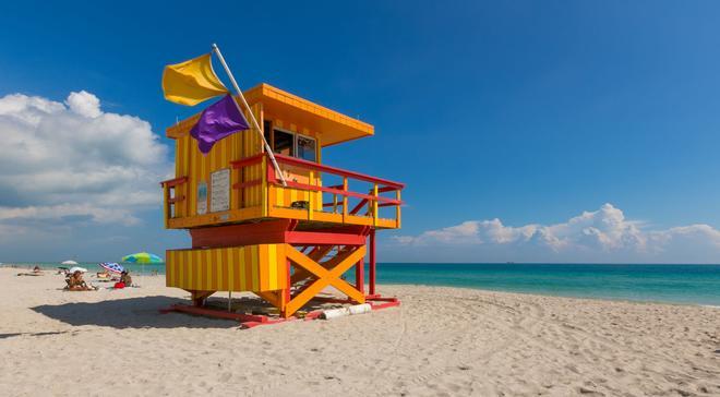 迈阿密意大利别墅 - 迈阿密海滩 - 海滩