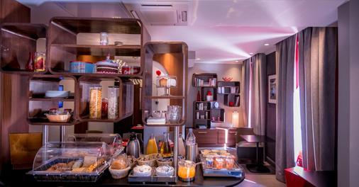 加朗斯酒店 - 巴黎 - 休息厅