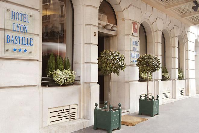 里昂巴士底狱酒店 - 巴黎 - 建筑
