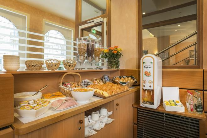 里昂巴士底狱酒店 - 巴黎 - 食物