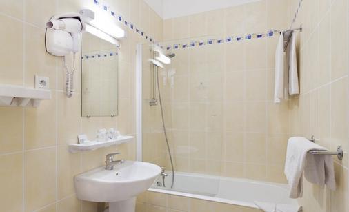 伏尔泰岸酒店 - 巴黎 - 浴室