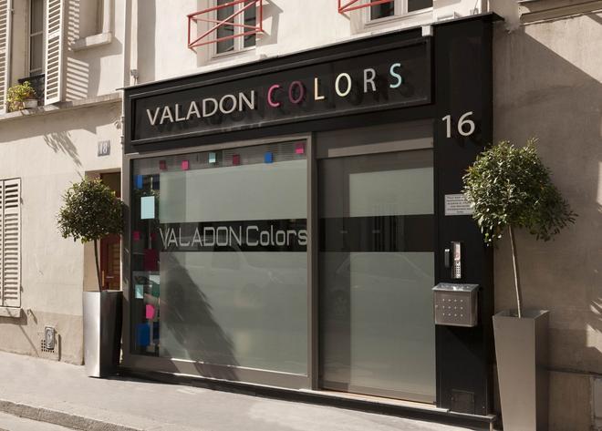 瓦拉东彩色酒店 - 巴黎 - 建筑
