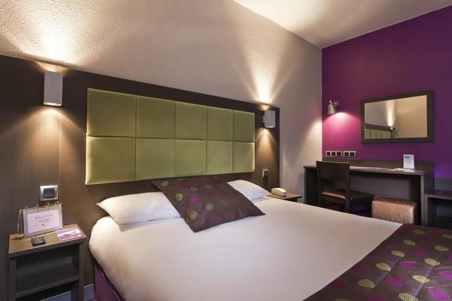 图尔酒店 - 布鲁瓦 - 睡房