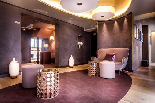 埃默里酒店 - 巴黎 - 客厅