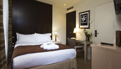 乐佩拉酒店 - 巴黎 - 睡房