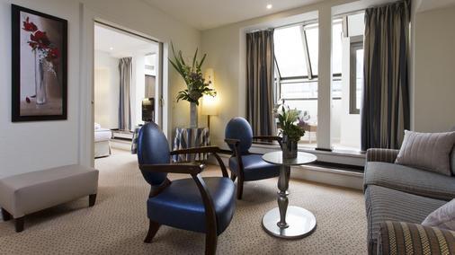 乐佩拉酒店 - 巴黎 - 客厅