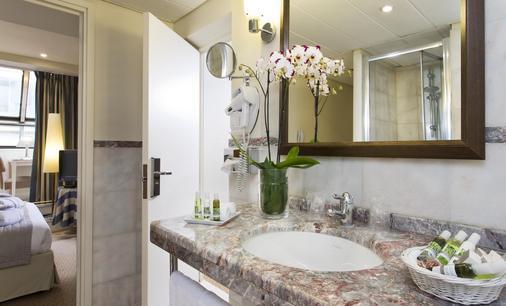 乐佩拉酒店 - 巴黎 - 浴室