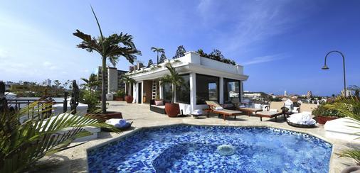 圣佩德罗水疗酒店 - 卡塔赫纳 - 水疗中心