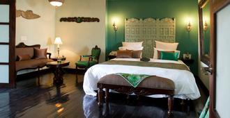 San Pedro Hotel Spa - 卡塔赫纳 - 睡房