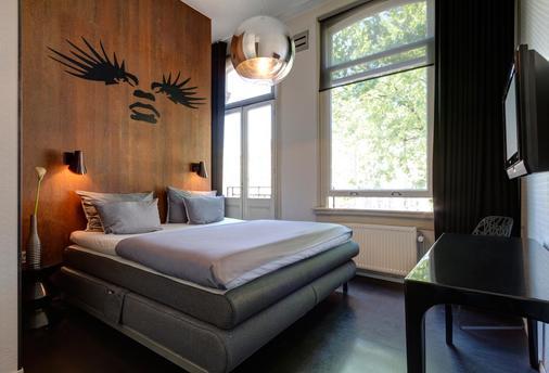V弗雷德里克斯酒店 - 阿姆斯特丹 - 睡房