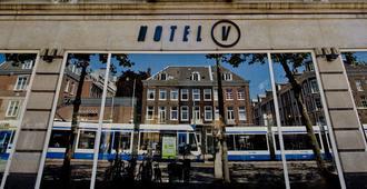 V弗雷德里克斯酒店 - 阿姆斯特丹 - 建筑