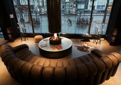 Hotel V Frederiksplein - 阿姆斯特丹 - 大厅