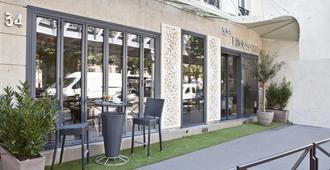艾菲尔塞古尔酒店 - 巴黎 - 建筑